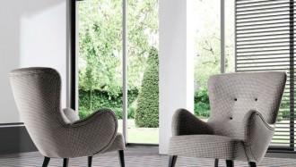 sillón agora minimalista y moderno