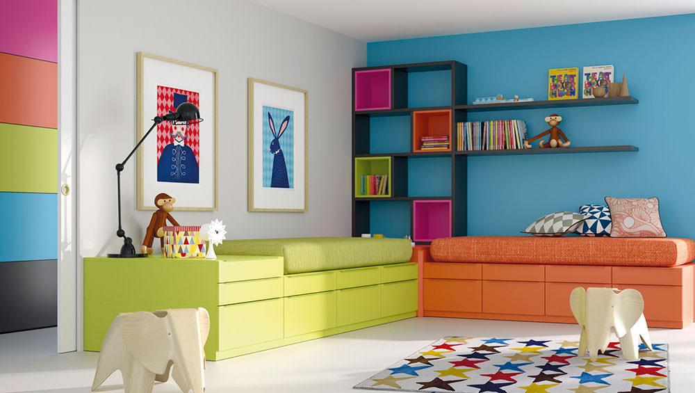 Image Result For Dormitorio Juvenil En L