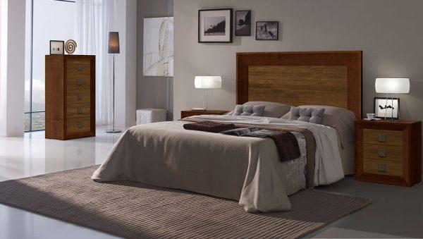 Dormitorio Colonial Urbano 2