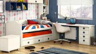 Dormitorio Juvenil P&C Kids