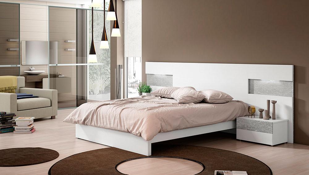 Dormitorio elba 110 muebles zhar for Dormitorios modernos
