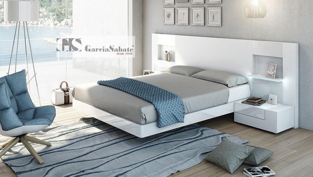 Dormitorio freedom l233 muebles zhar - Muebles garcia sabate ...