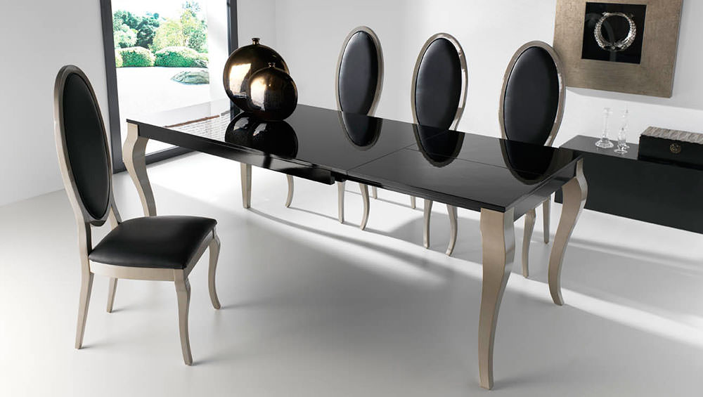 Mesa de comedor 5318871 muebles zhar for Mesa comedor clasica
