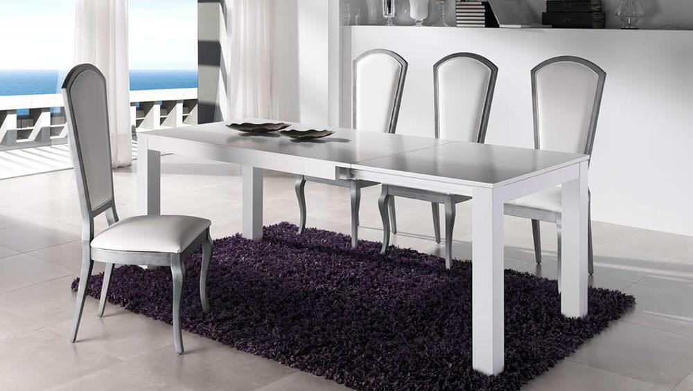 Mesa de comedor 5319951 muebles zhar for Mesa comedor clasica
