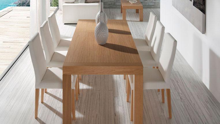 Mesa de comedor 248 0 muebles zhar - Mesa comedor moderna ...