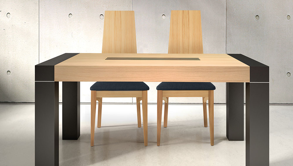 mesa de comedor vento muebles zhar