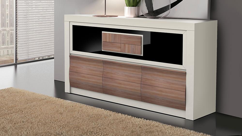 Muebles aparadores modernos aparador roble with muebles - Aparadores salon modernos ...