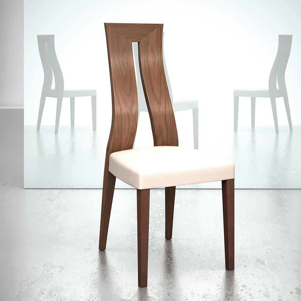 Silla v rtigo de sal n de dise o vanguardista muebles zhar for Sillas modernas vintage