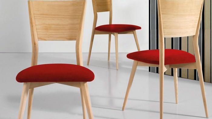 Silla formas silla moderna de sal n muebles zhar for Sillas descanso modernas