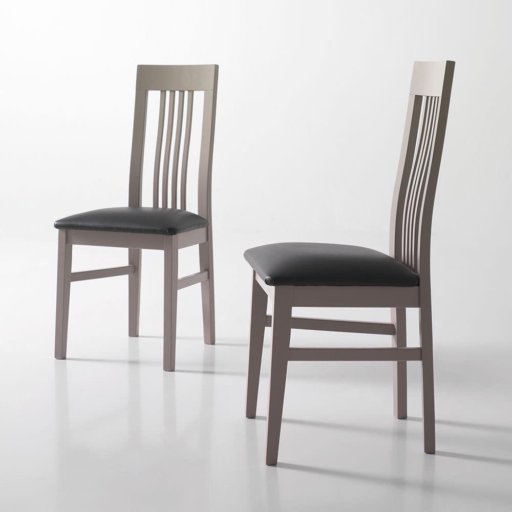 Silla mozart silla de sal n y comedor moderna for Sillas salon modernas