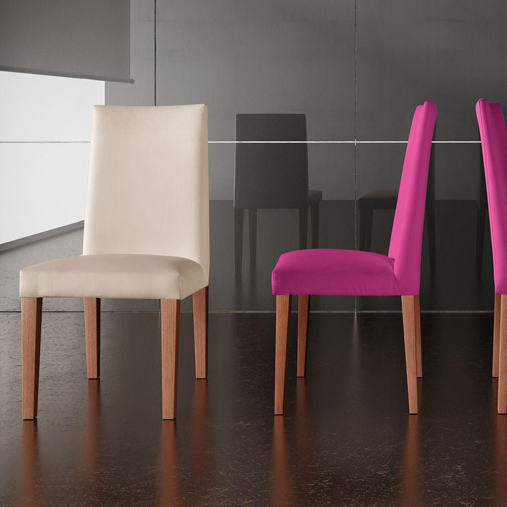 Silla prisma silla de sal n y comedor moderna for Sillas salon modernas