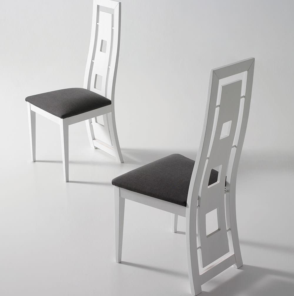 Silla kuadros silla moderna de sal n y comedor for Sillas descanso modernas