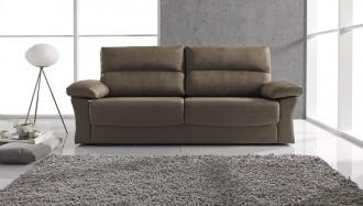 Sofá Cama convertible en cama y chaisse longue