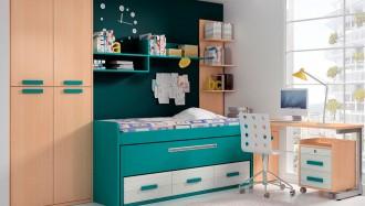 Dormitorio Juvenil Aire