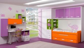 Dormitorio Juvenil Aire Kids