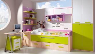 Dormitorio Juvenil Aire Kids 3