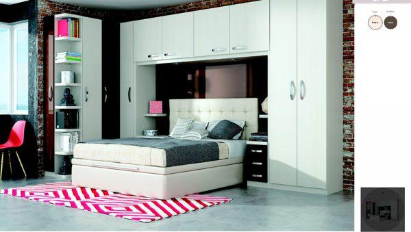 Dormitorio juvenil frecno