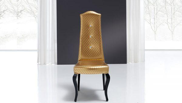 silla de respaldo alto agora