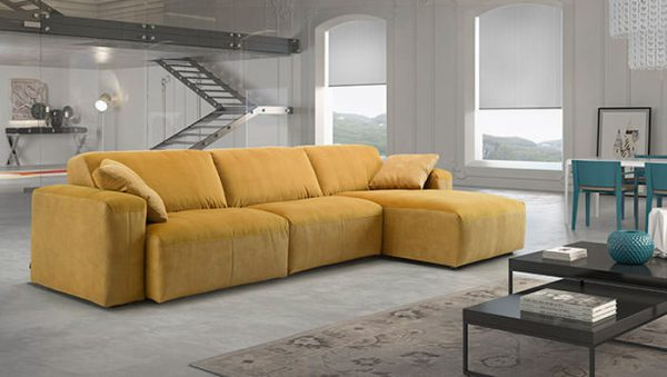 sofá suau
