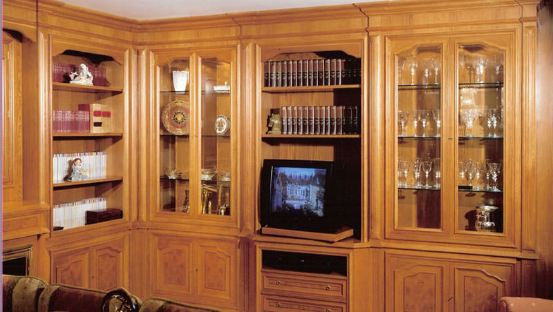 Muebles de madera y boiserie moderna a medida muebles a medida madrid - Muebles de madera a medida ...