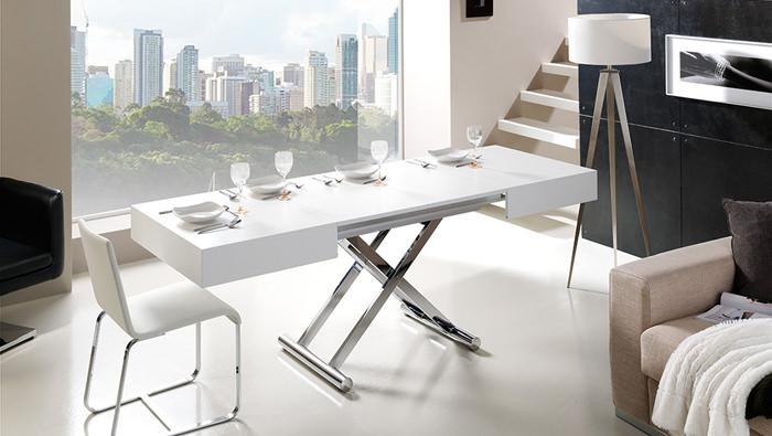 mesa indesan activa blanca