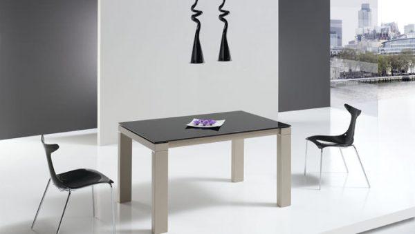 mesa de comedor indesan armonía elevable