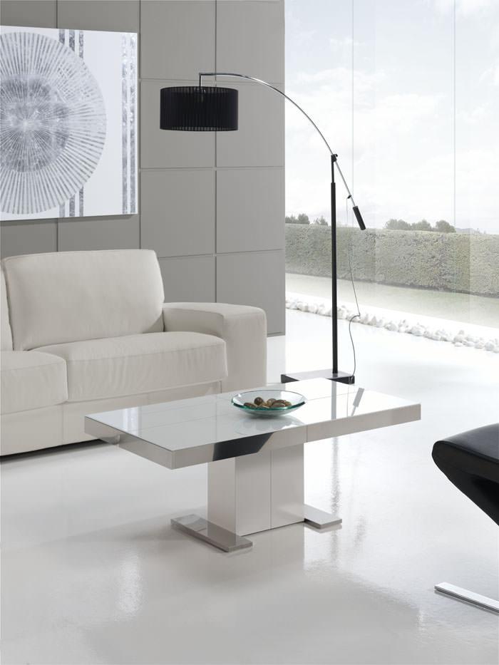 Mesa de Centro Indesan Intempo de color blanco