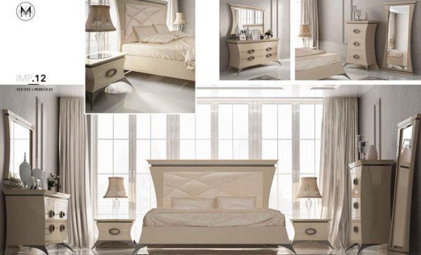 dormitorio coleccion imperial de matrimonio