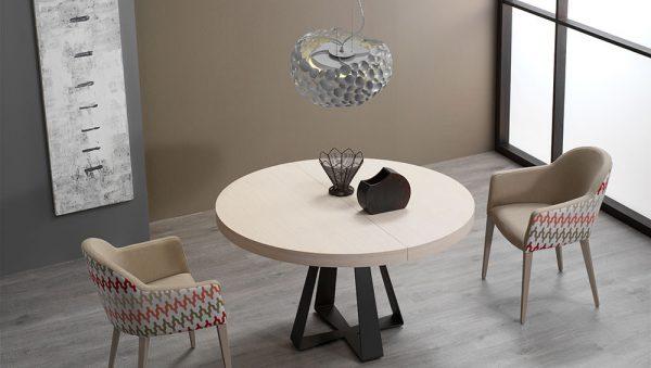 Mesa de centro Aura del fabricante Indesan