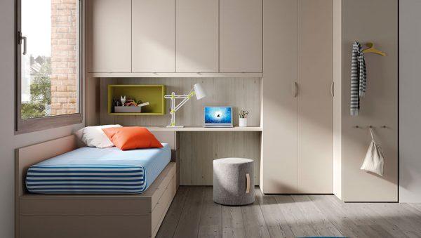 Dormitorio Juvenil 19 del fabricante JJP