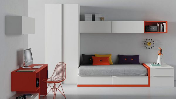 Dormitorio Juvenil 20 del fabricante JJP