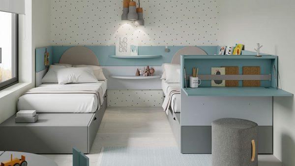 Dormitorio Juvenil 36 del fabricante JJP