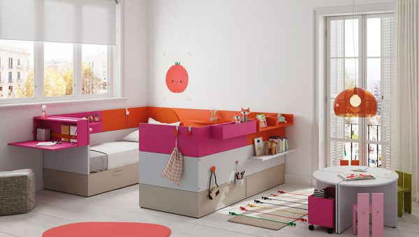 Dormitorio Juvenil 37 del fabricante JJP