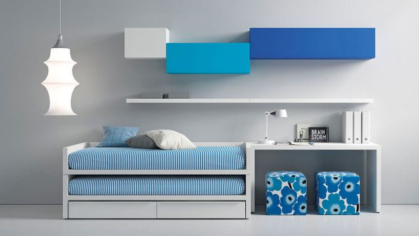 Dormitorio Juvenil 46 del fabricante JJP