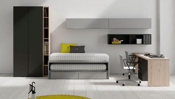 Dormitorio Juvenil 48 del fabricante JJP