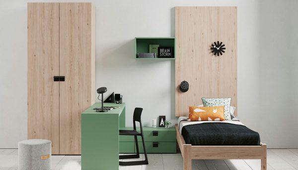 Dormitorio Juvenil 50 del fabricante JJP