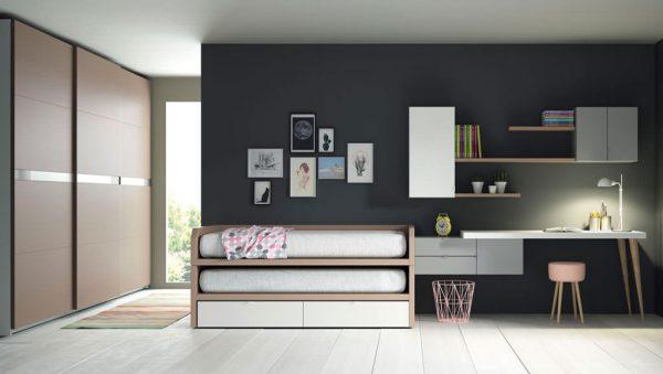 Dormitorio juvenil Bruselas del fabricante Lagrama