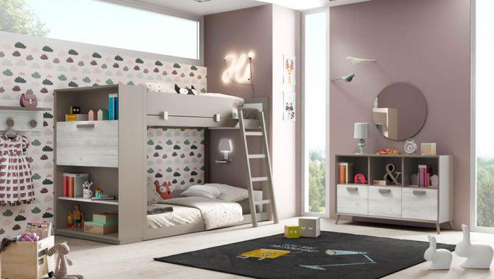Dormitorio juvenil Compo 10 del fabricante Mobilsa