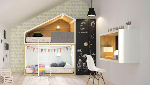 Dormitorio juvenil Cottage del fabricante Lagrama
