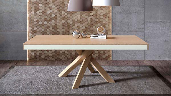 Mesas de comedor modernas | Muebles Zhar Aluche