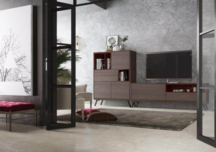 Muebles de salón RD53 del fabricante Rodri Diseño