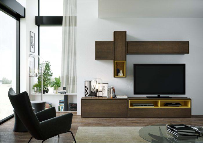 Muebles de salón RD90 del fabricante Rodri Diseño