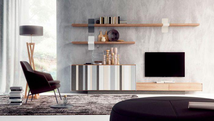 Salón Moderno Catania 2 del fabricante Lagrama