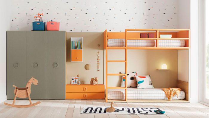 Dormitorio juvenil Turín del fabricante Lagrama