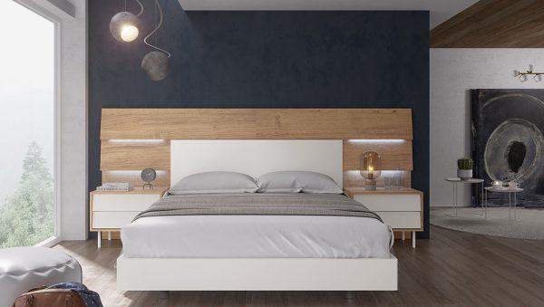 Dormitorio Colección You&Me 1 del fabricante García Sabate