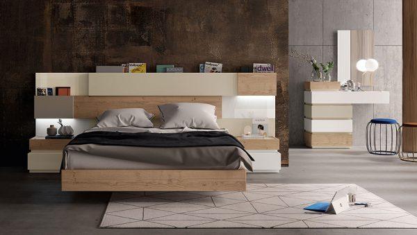 Dormitorio Colección You&Me 2 del fabricante García Sabate