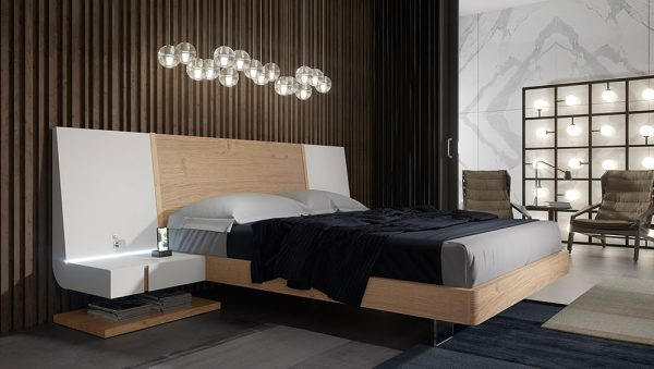 Dormitorio Colección You&Me 3 del fabricante García Sabate