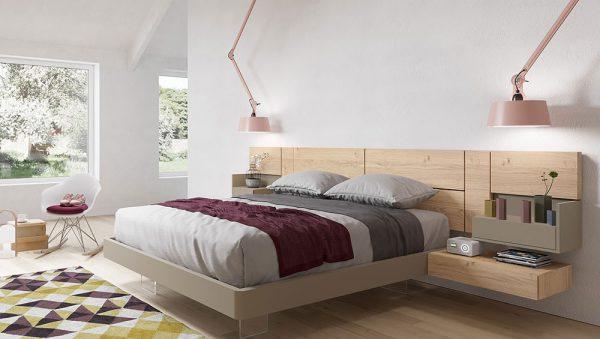 Dormitorio Colección You&Me 5 del fabricante García Sabate