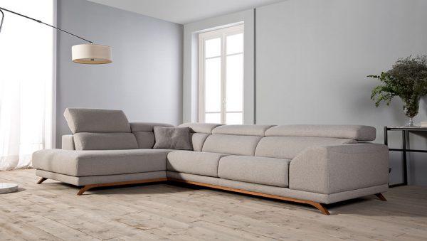 Sofa Tucson del fabricante T + Dos